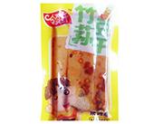 竹荪豆干烧烤味