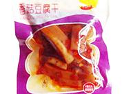 香菇烧烤豆腐干