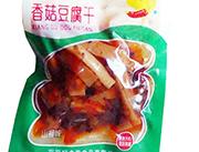 香菇豆腐干山椒味