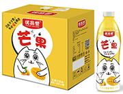 优品营芒果汁饮料1.25L×6瓶