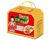 喜连喜红枣养生粥320gX8罐