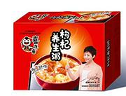 喜连喜枸杞养生粥320gX12罐