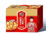 喜连喜桂圆莲子八宝粥320gX10罐