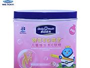 每日成长儿童维生素C软糖138g