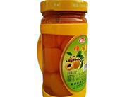 银山糖水杏罐头420g单个