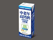 达利园中老年高钙奶250ml