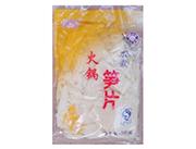 闽鲜火锅笋片麻笋300克