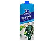 特种兵椰汁奶茶饮料1L