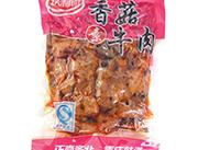 送利园香菇素牛肉香辣味称重