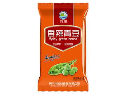 闽联香辣青豆36g