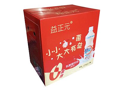 益正元乳酸菌饮品1250ml×6瓶普箱