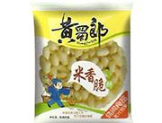 黄蜀�O米香脆休闲食品