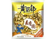 黄蜀�O麦香脆休闲食品
