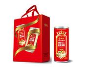 米奇中老年低糖加钙果仁核桃植物蛋白饮品240mlx20罐