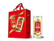 米奇中老年低糖加钙花生核桃植物蛋白饮品240mlx20罐