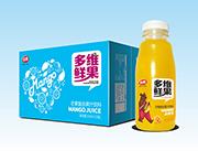 非赢多维鲜果芒果复合果汁饮料350mlX15瓶