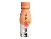 益正元黄桃味酸奶饮品316g
