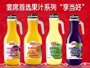 享当好果汁系列
