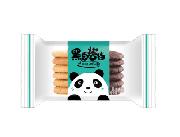 黑白搭档酥性饼干(绿)