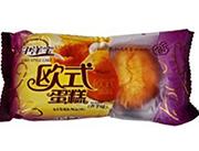 中洋宝香芋欧式蛋糕96g
