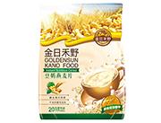 金日禾野豆奶燕麦片600g