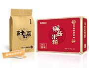 金日禾野原味猴菇米稀16袋装