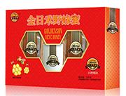 金日禾野蜂蜜礼盒1kg