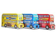 时光巴士儿童玩具饼干食品