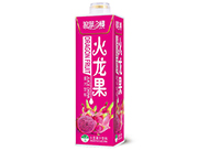 浪漫之椰火龙果汁平安电竞游戏1L