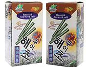 食得福海苔卷香菇味72g盒装
