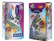 食得福海苔卷海鲜味72g盒装