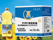 良龙葵花籽油1.5L