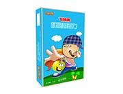 卡通世界�w�i�b松脆蘑菇力青�O果味38g