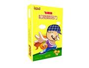 卡通世界�w�i�b松脆蘑菇力桔子味38g