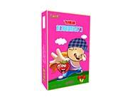 卡通世界�w�i�b松脆蘑菇力草莓味38g