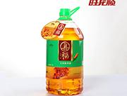 真福玉米胚芽油5L