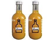 小欧颜彡复合乳酸菌芒果汁饮料