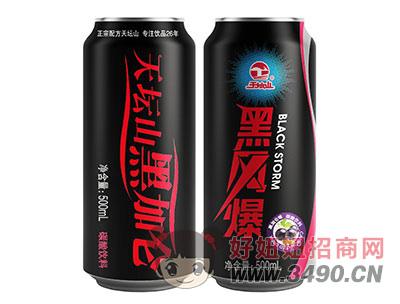 黑风暴碳酸饮料500ml