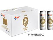 瑞景野生杏仁无糖饮料245ml