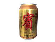 乐达金罐凉茶饮品320ml
