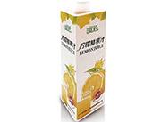 柠檬原果汁