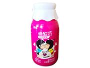 慢畅原味发酵型老酸奶饮品350ml