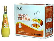 芒果乳酸菌果汁饮料1x8箱装
