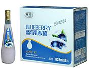 蓝莓乳酸菌果汁饮料1x8箱装