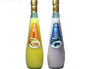 蓝莓(芒果)乳酸菌果汁饮料1x8