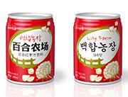 245ml百合农场红枣汁饮料