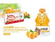 u乐控风味饮料乳酸菌黄桃味75ml
