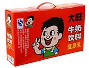 大旺牛奶饮料复原乳礼盒
