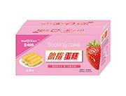 麦琪鲜吮指蛋糕草莓味散装称重