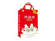 优益多乳酸菌饮品草莓味礼盒袋
